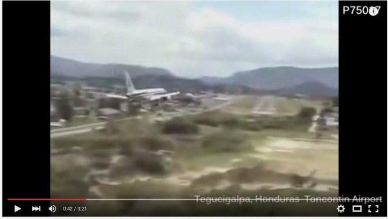 Några av världens farligaste flygplatser