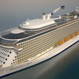 2020 lanserar Royal Caribbean nytt skepp i Quantum Ultra-klassen 8