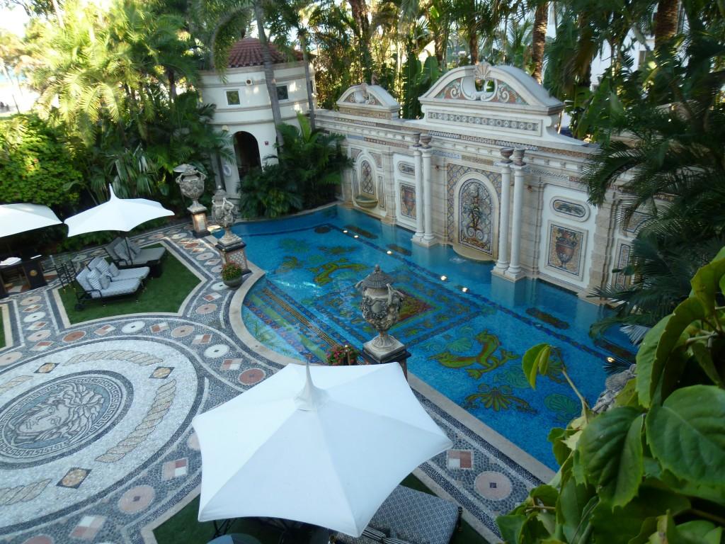 Exclusively For Versace Villa Miami