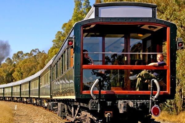 Rovos Rail – Världens Lyxigaste tåg?