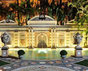 Exklusivt för Resesidan.se - Versace Villa, Miami 8