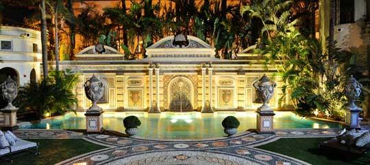 Exklusivt för Resesidan.se – Versace Villa, Miami