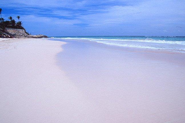 Strand på Barbados