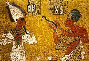 Konungarnas dal, Egypten 1