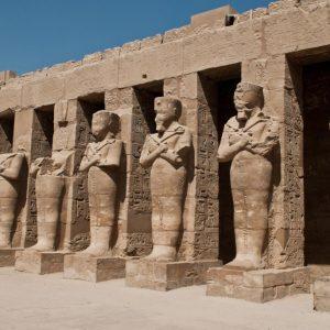 Karnak Tempel -Luxor, Egypten 1