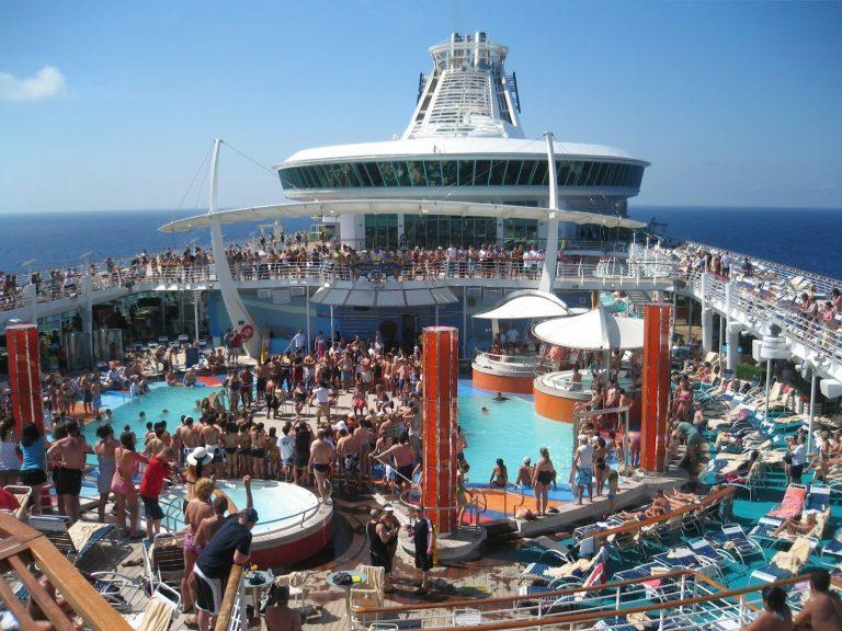 Freedom of the Seas, kryssning i Karibien