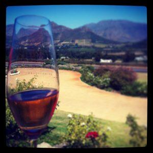 Franschhoek, vin och matriket 3