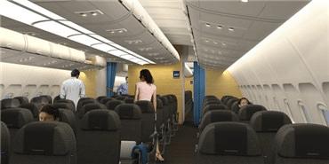 SAS nya kabin 11