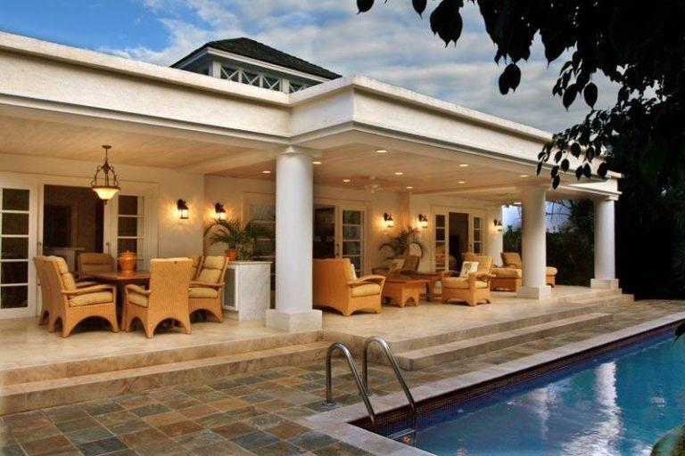 Hyr ett lyxigt hus på din semester