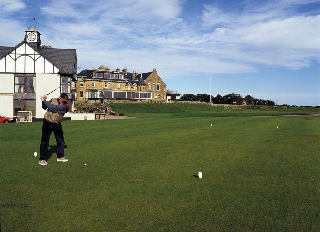 10 bästa golfbanorna i världen