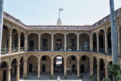 Palacio Capitanes Generales