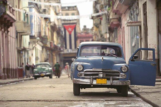 Havanna, stadsvandring i svunnen tid.