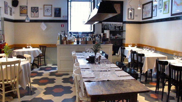 Fem coola restauranger i Rom