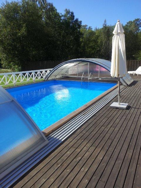 Pool View, Villa Mälargården