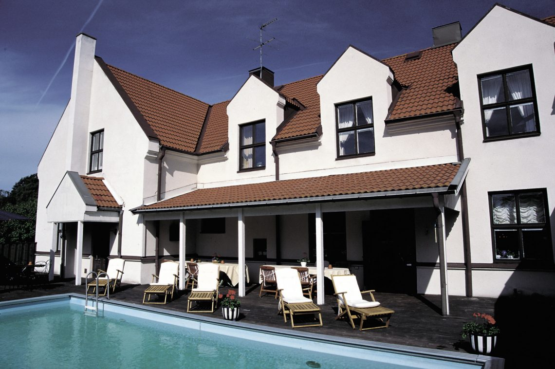 Villa Mälargården - unik villa för fest och möten 1