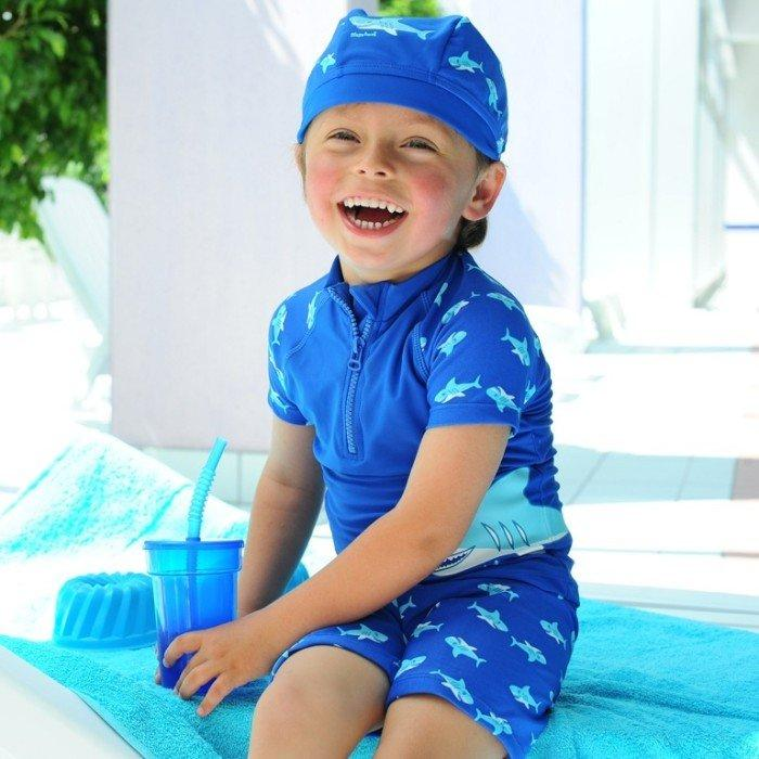 Rekordökning: Allt fler föräldrar väljer UV-kläder till sina barn!