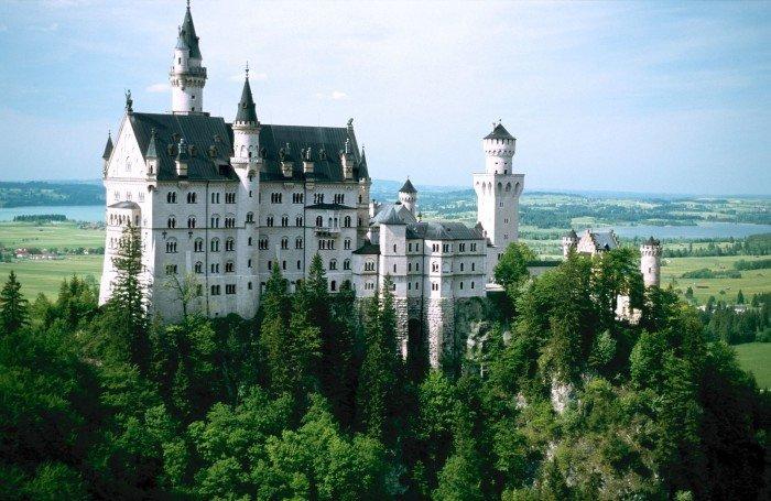 Favoriter ännu i topp bland Tysklands populära resmål
