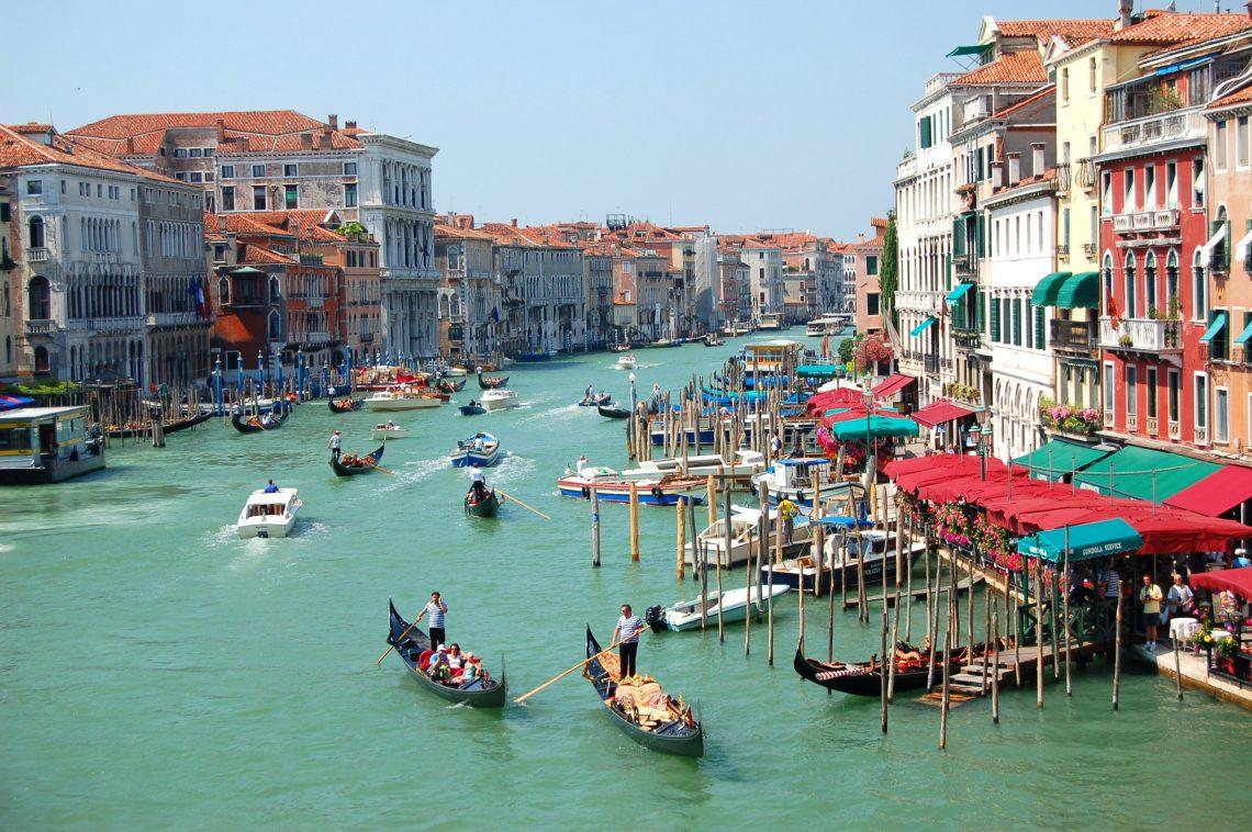 Venedig, dröm eller verklighet? 1