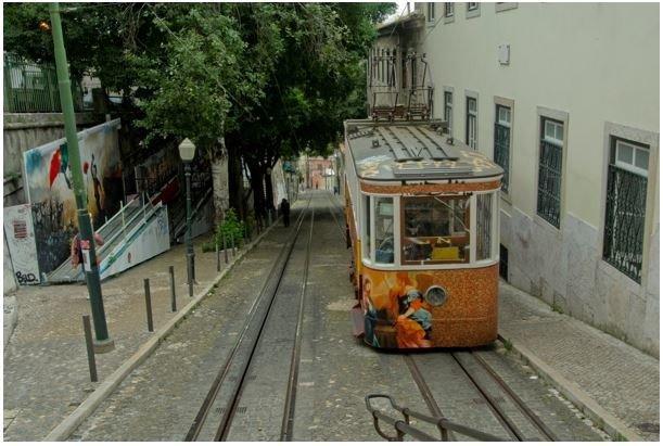 Weekend i Lissabon 1