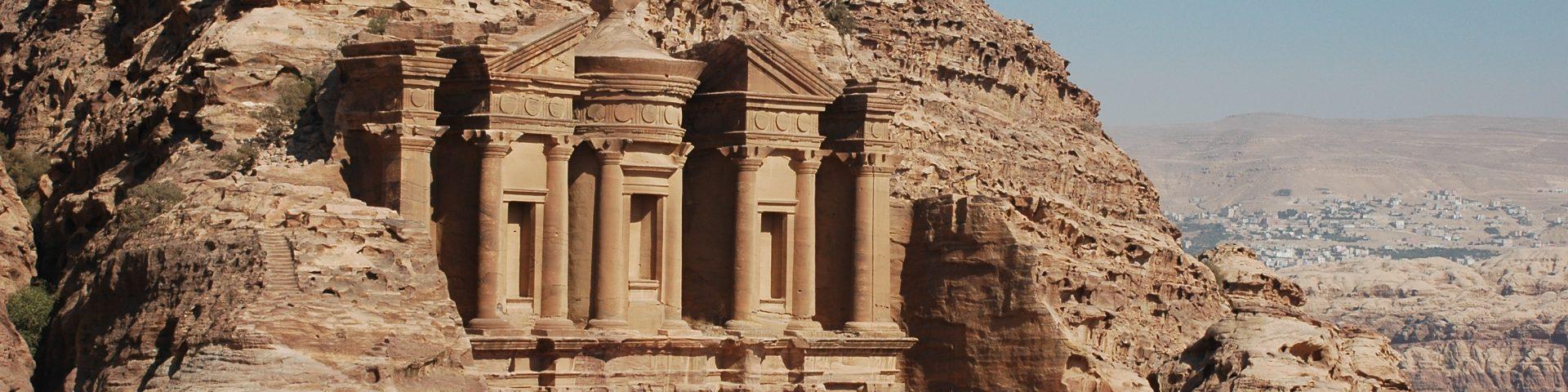 Petra, mystisk och överraskande 1