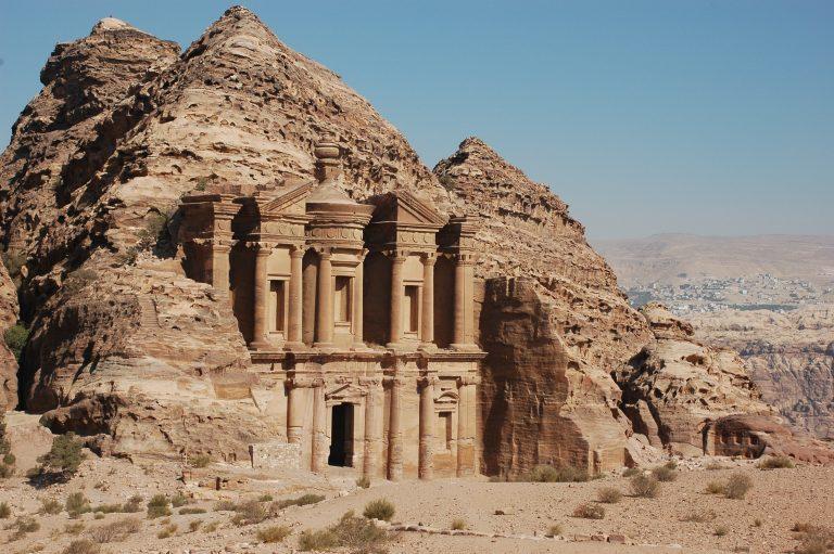Petra, mystisk och överraskande