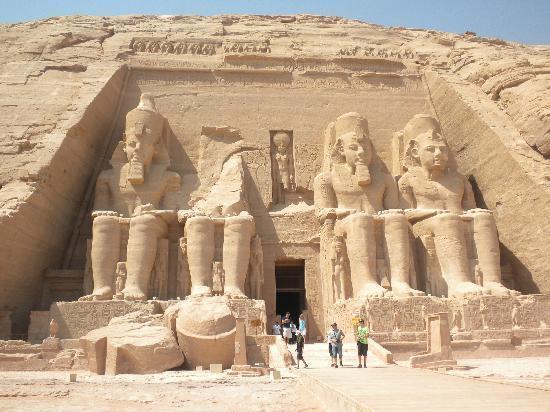 Kryssning på Nilen är en oförglömlig resa