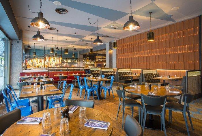 Jamie Oliver öppnar restaurang i Stockholm 1