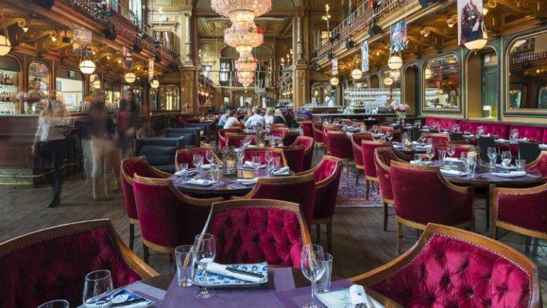 Populäraste restaurangerna i december