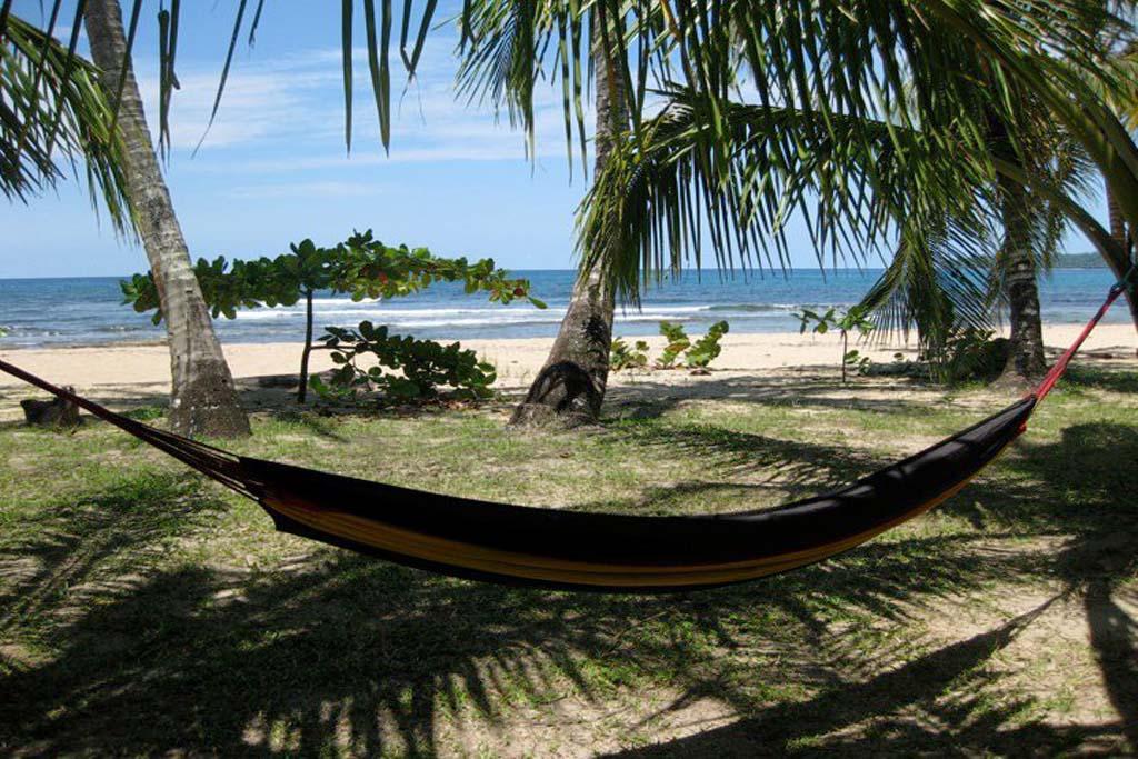 Puerto Viejo beach, hammock