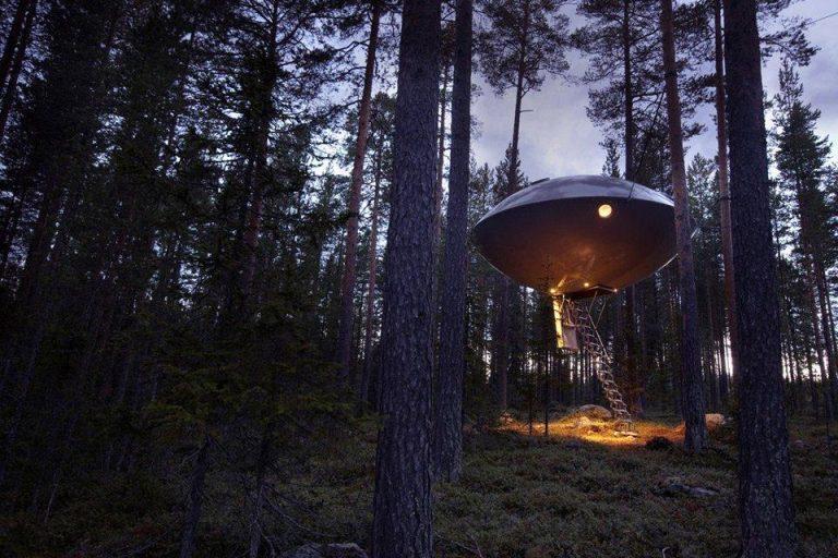 3 hotell i Sverige du kanske inte visste fanns?