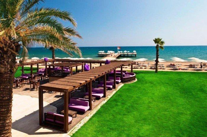 Airtours till Belek, Turkiet