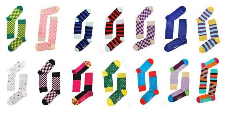 Happy New Year & Happy Socks!
