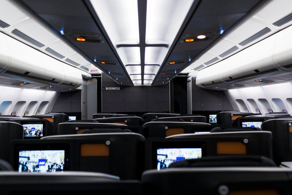 SAS kabin1