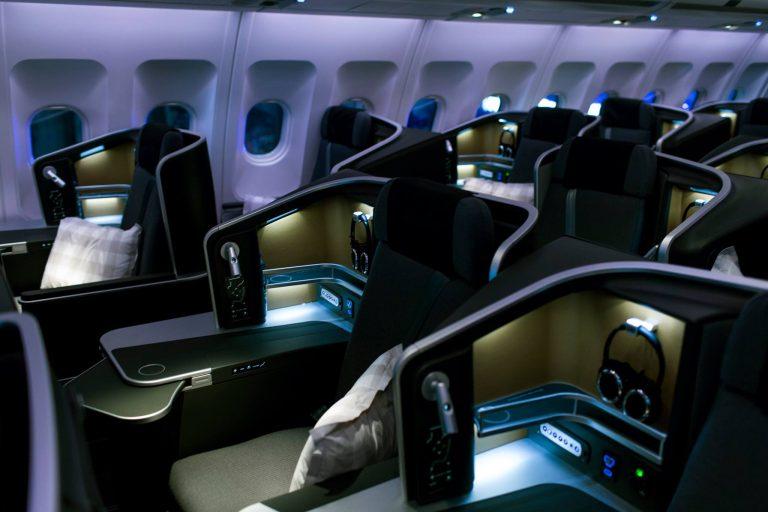 Se SAS nya kabin på långlinjer