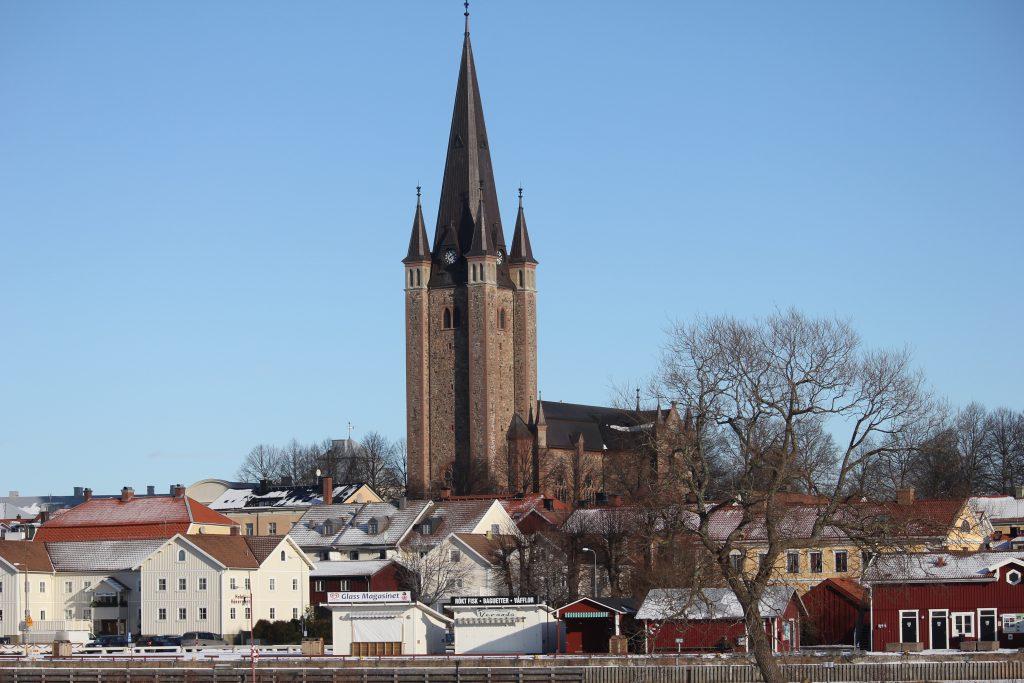 Resesidan.se skriver om Mariestad
