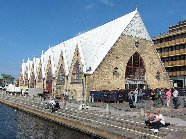 Västkuststaden Göteborg