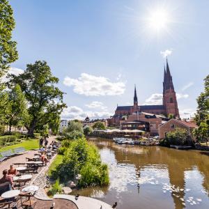 Resesidan.se har pratat med Destinaion Uppsala