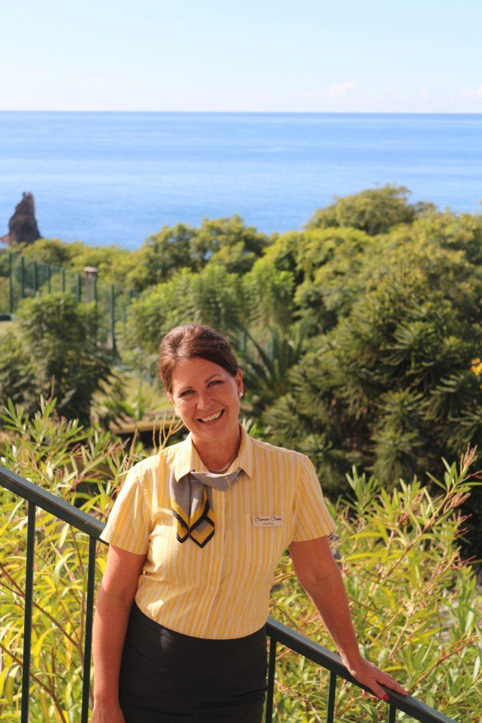 Annika, på Madeira, berättar om hur det är att jobba i resebranschen för Resesidan.se