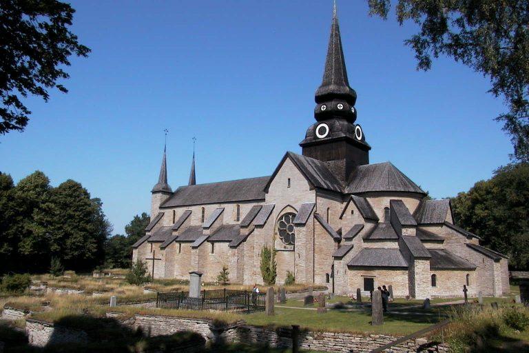 Skara historiskt viktig stad i Sverige