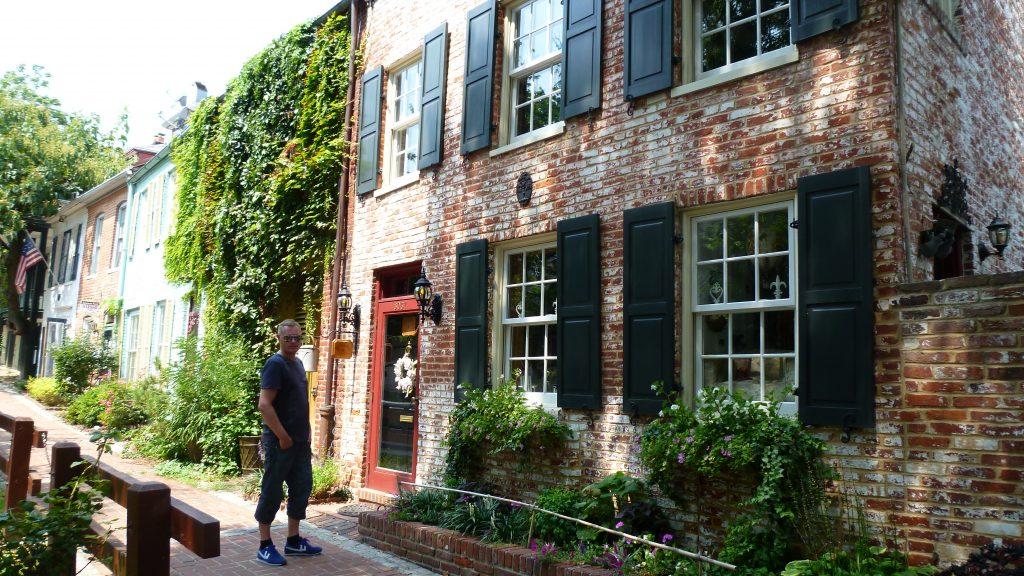 Georgetown på Resesidan.se