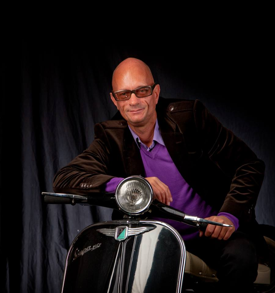 Resesidan.se intervjuar Tony på Gran Canaria