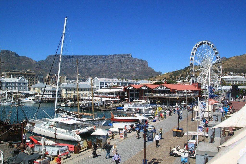 Resesidan.se om Kapstaden