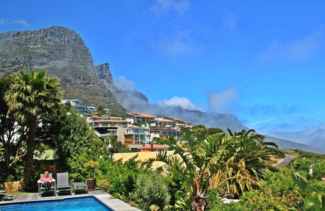Resesidan.se bloggar om Kapstaden