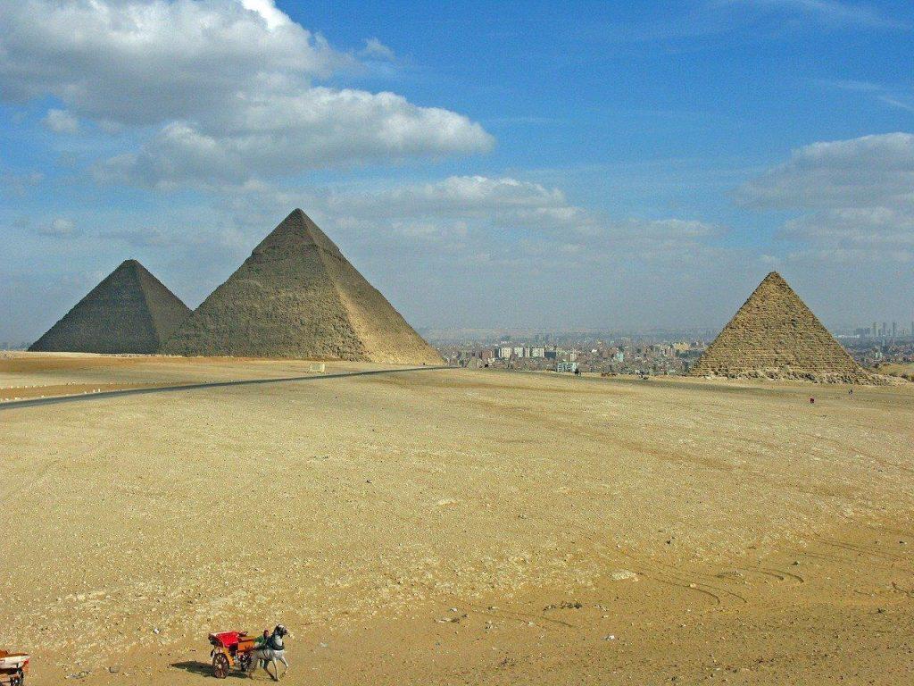 Resesidan.se intervjuar Lena som bor i Kairo