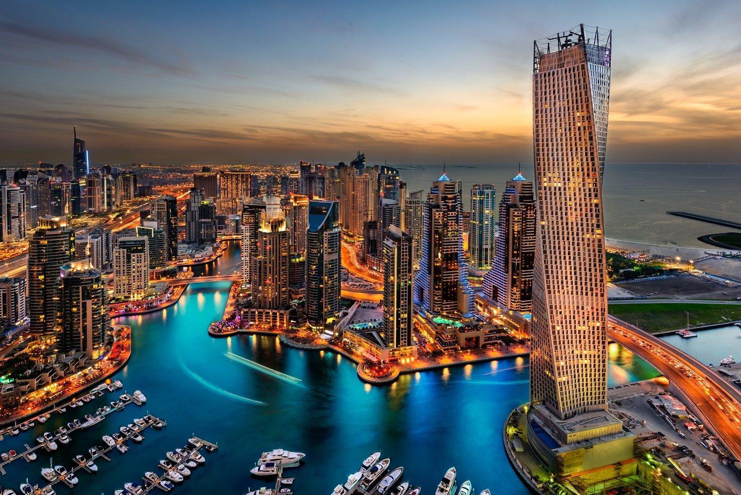 Resesidan.se om Dubai