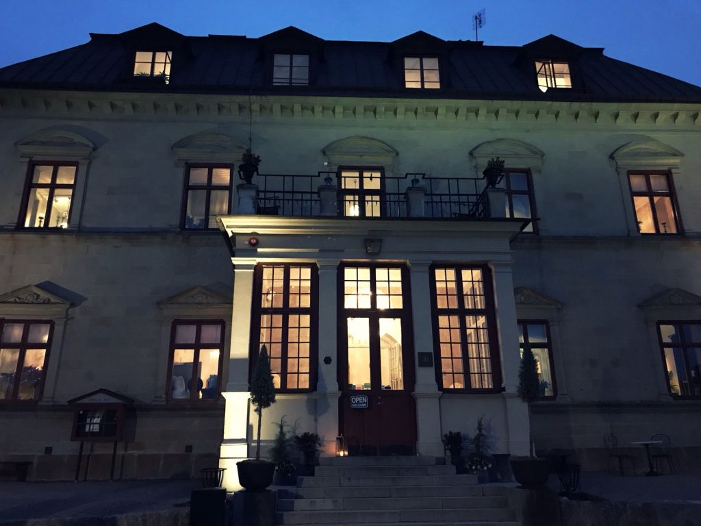 Gastroweekend på Görvälns Slott Boutiquehotell 2