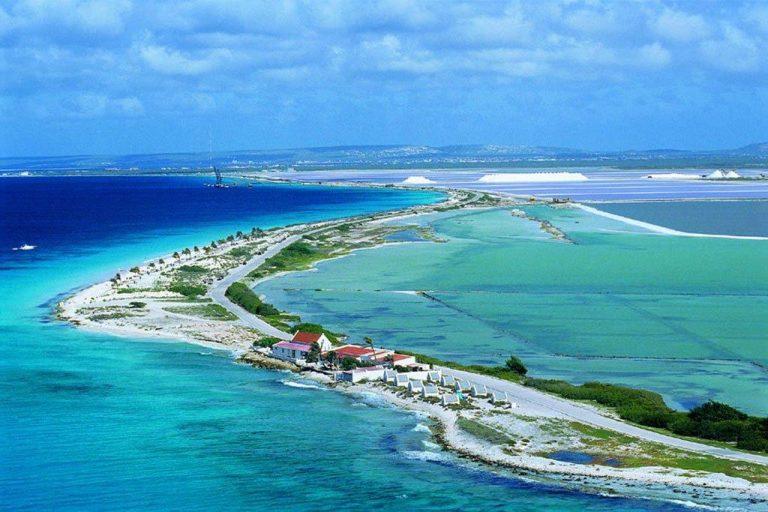 Bonaire, dykarnas paradis