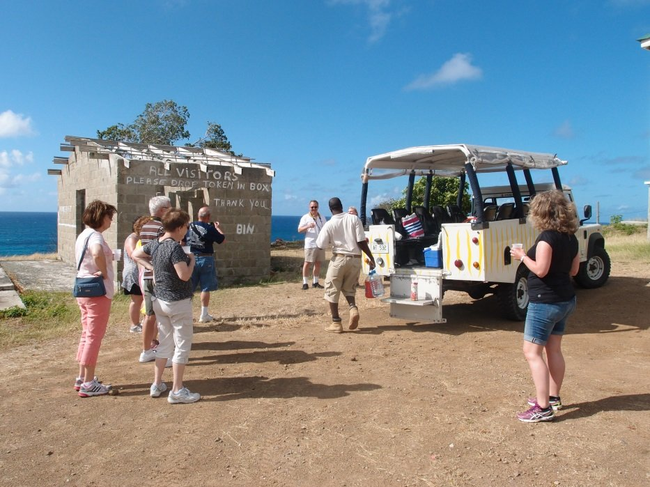 Resesidanl.se om Antigua