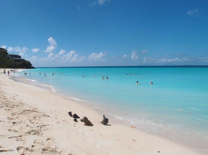 Resesidan.se om Antigua