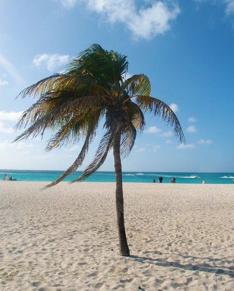 Resesidan.se om Aruba